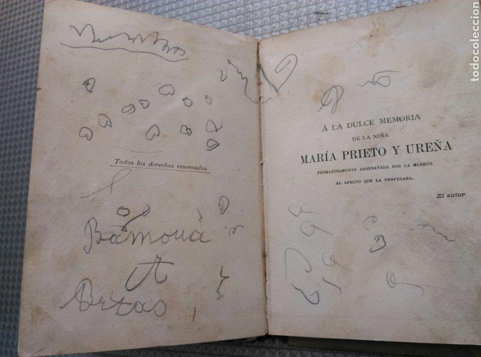 Libros antiguos: El Álbum colección 1894 lecturas Morales y recreativas - Foto 4 - 182482127