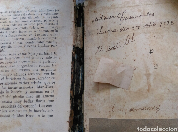 Libros antiguos: El Álbum colección 1894 lecturas Morales y recreativas - Foto 5 - 182482127