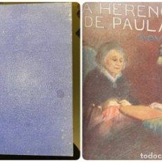Libros antiguos: LA HERENCIA DE PAULA. M. MARYAN. BIBLIOTECA AURORA. MADRID. PAGS: 250. Lote 182517495