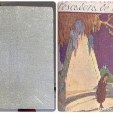 Libros antiguos: PESCADORA DE LUNA. JEANNE DE COULOMB. COLECCION CELESTE. ED. EVA. MADRID, 1922. PAGS: 307. Lote 182520721