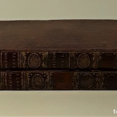 Libros antiguos: THE WORKS OF THE ENGLISH POETS. VOLUMENES I Y II. S. JOHNSON. LONDON. 1779.. Lote 182562006
