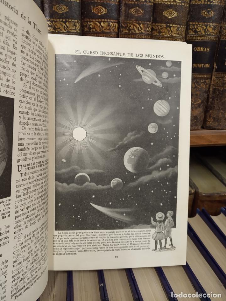 Libros antiguos: Colección Tesoro de la juventud. 17 tomos. Walter Jackson, Editor. Madrid. Suc. de Rivadeneyra. - Foto 11 - 182605790