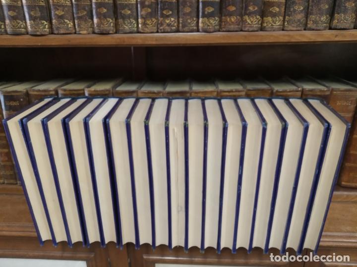 Libros antiguos: Colección Tesoro de la juventud. 17 tomos. Walter Jackson, Editor. Madrid. Suc. de Rivadeneyra. - Foto 16 - 182605790