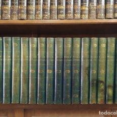 Libros antiguos: COLECCIÓN TESORO DE LA JUVENTUD. 17 TOMOS. WALTER JACKSON, EDITOR. MADRID. SUC. DE RIVADENEYRA. . Lote 182605790
