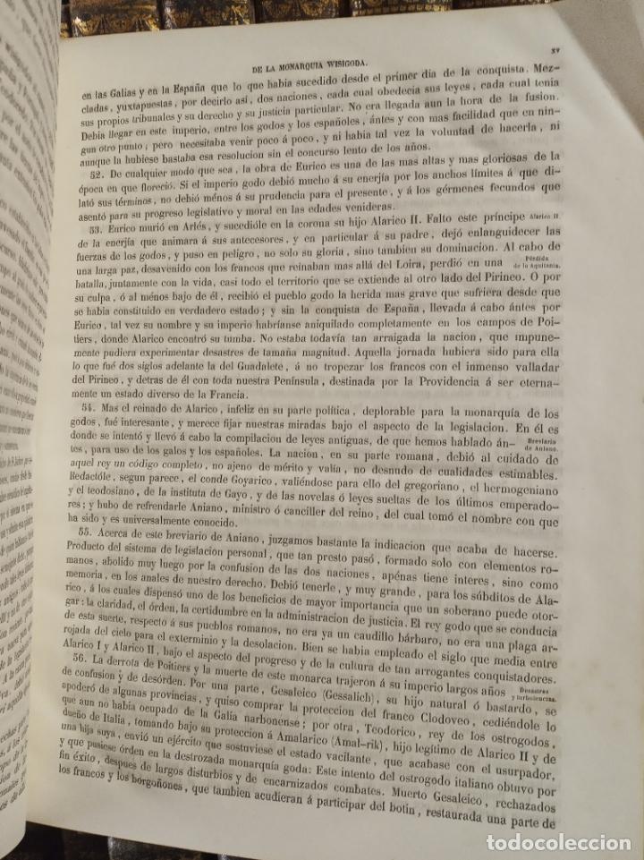 Libros antiguos: Los códigos españoles concordados y anotados. 5 tomos. Madrid. 1847. Imp. La publicidad. - Foto 4 - 182611098