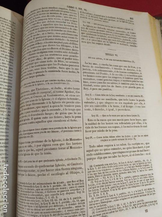 Libros antiguos: Los códigos españoles concordados y anotados. 5 tomos. Madrid. 1847. Imp. La publicidad. - Foto 9 - 182611098
