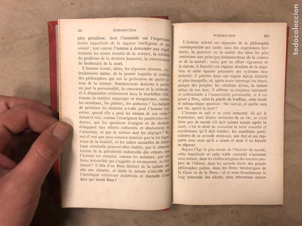 Libros antiguos: L'AUTRE VIE. MGR ÉLIE MÉRIC. P. TÉQUI, LIBRAIRE ÈDITEUR 1912. TOME PREMIER. 337 PÁGINAS. FRANCÉS - Foto 3 - 182630262