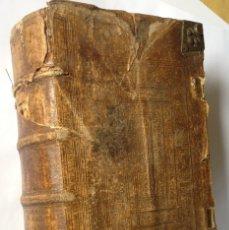 Libros antiguos: 1561 COSMOGRAFIA DE MUNSTER * CIENTOS DE GRABADOS * 1300 PAG * ENCUADERNACIÓN PIEL MADERA HIERROS. Lote 182705417