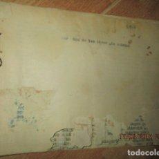 Libros antiguos: POR CIMA DE LAS IDEAS LA AMISTAD LIBRO ORIGINAL INEDITO CARLOS HERRERO MUÑOZ. Lote 182708362