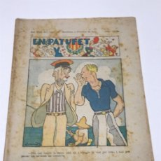 Libros antiguos: EN PATUFET 1933. Lote 182783663