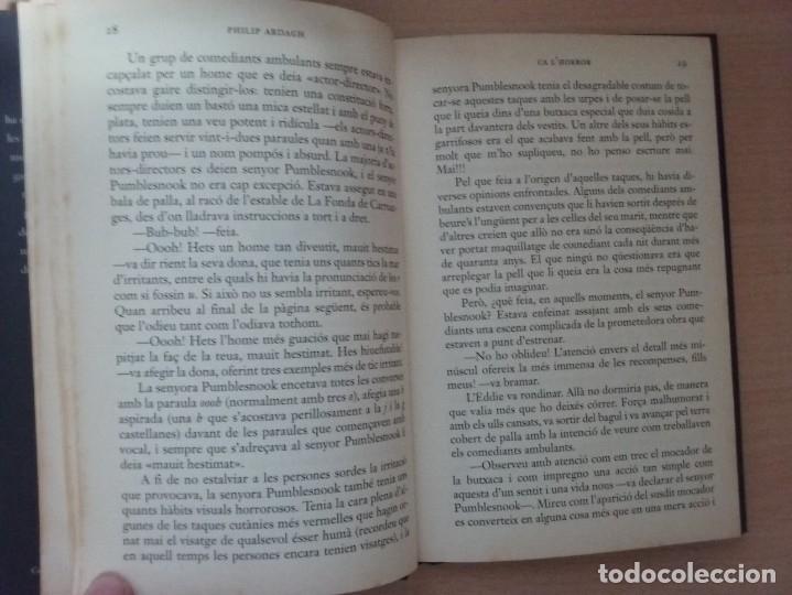 Libros antiguos: LA TRILOGIA DEDDIE DICKENS: CA LHORROR - PHILIP ARDAGH (EDITORIAL EMPÚRIES) - Foto 8 - 182807745