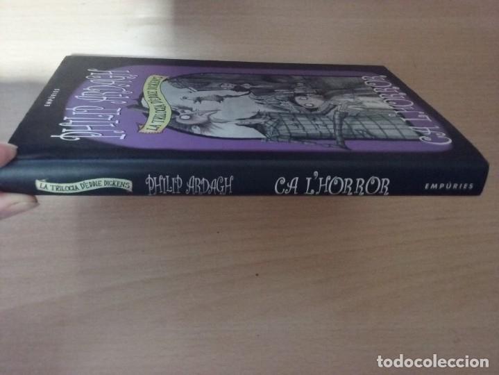 Libros antiguos: LA TRILOGIA DEDDIE DICKENS: CA LHORROR - PHILIP ARDAGH (EDITORIAL EMPÚRIES) - Foto 13 - 182807745