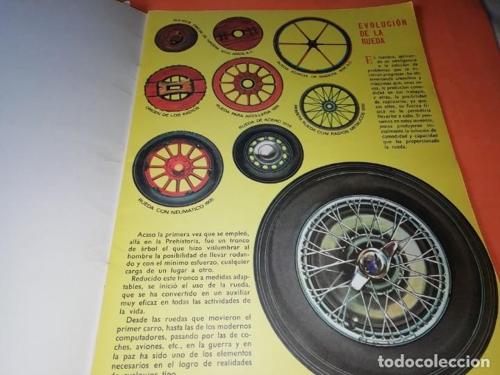 Libros antiguos: ¿SABES COMO FUNCIONA ? VASCOAMERICANA 1972, NUMEROS 2,3,4 Y 6. SUPERAUTOS.PLESA SM 1979 - Foto 2 - 182843725