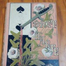 Libros antiguos: BOCETOS CALIFORNIANOS DE BRET HARTE. Lote 182903036