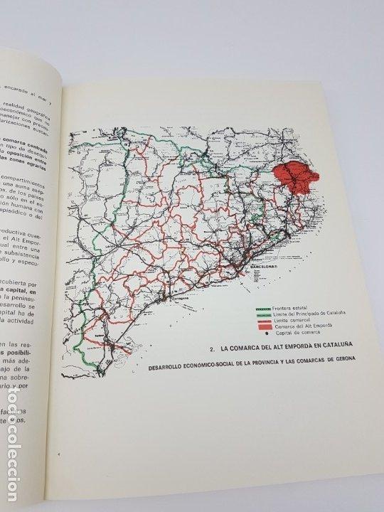 Libros antiguos: MONOGRAFIA FIGUERES Y EL ALT EMPORDÁ ( 1972 ) - Foto 4 - 182947498