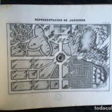 Libros antiguos: TRATADO COMPLETO DE DIBUJO TOPOGRÁFICO - JUAN PAPELL Y LLENAS - 1859 - 1ªEDICIÓN - CON 30 LÁMINAS - . Lote 182968960