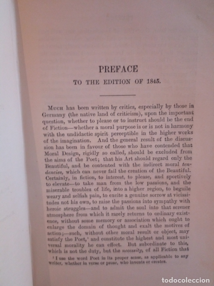 Libros antiguos: 7-.NIGHT AND MORNING, Lord Litton, Nueva York 1851, en ingles - Foto 6 - 183036511