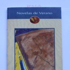 Libros antiguos: RELATOS DE LOS MARES DE SUR - JACK LONDON. Nº5 NOVELAS DE VERANO. Lote 183257752