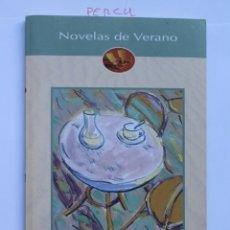 Libros antiguos: EL HOTEL AZUL - STEPHEN CRANE. Nº2 NOVELAS DE VERANO. Lote 183258038