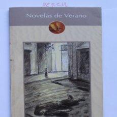 Libros antiguos: LA COARTADA PERFECTA - PATRICIA HIGHSMITH. Nº1 NOVELAS DE VERANO. Lote 183258175
