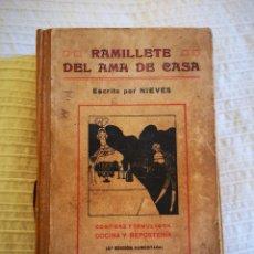 Libros antiguos: LIBRO ANTIGUO. Lote 183337391