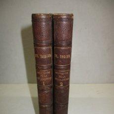 Libros antiguos: SOUVENIRS DE LA RÉVOLUTION ET DE L'EMPIRE. NODIER, CHARLES. 1860.. Lote 183365602