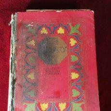 Libros antiguos: MARRUECOS SU SUELO SU POBLACION Y SU DERECHO - HISTORIA 1915 INCLUYE MAPA DEL IMPERIO DE MARRUECOS. Lote 183373456