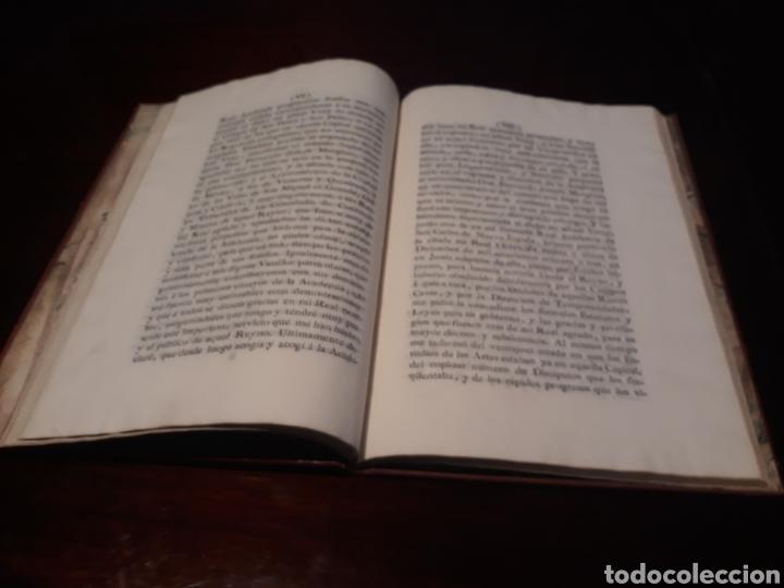 Libros antiguos: ESTATUTOS DE LA REAL ACADEMIA DE SAN CARLOS DE NUEVA ESPAÑA - EN LA IMPRENTA NUEVA MEXICANA - 1785 - Foto 9 - 183384338