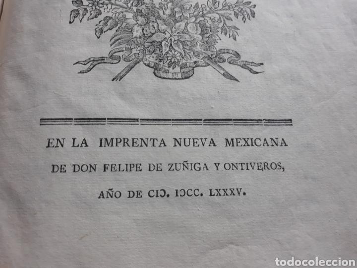 Libros antiguos: ESTATUTOS DE LA REAL ACADEMIA DE SAN CARLOS DE NUEVA ESPAÑA - EN LA IMPRENTA NUEVA MEXICANA - 1785 - Foto 4 - 183384338