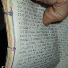 Libros antiguos: LIBRO SOCIO POLITICO RELIGIOSO EN SANTOMERA MURCIA ORIGINAL E INEDITO DE CARLOS HERRERO MUÑOZ 110 P. Lote 183415778