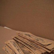 Libros antiguos: LOTE RONDALLES D'EN SIGRONET ( LOTE DE 44 NUMEROS). Lote 183507605