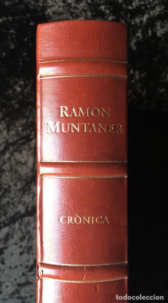 Libros antiguos: LES QUATRE GRANS CRÒNIQUES. 5 VOLS. - Jaume I - Bernat Desclot - Muntaner - Pere -LIMITADA NUMERADA - Foto 19 - 183507750
