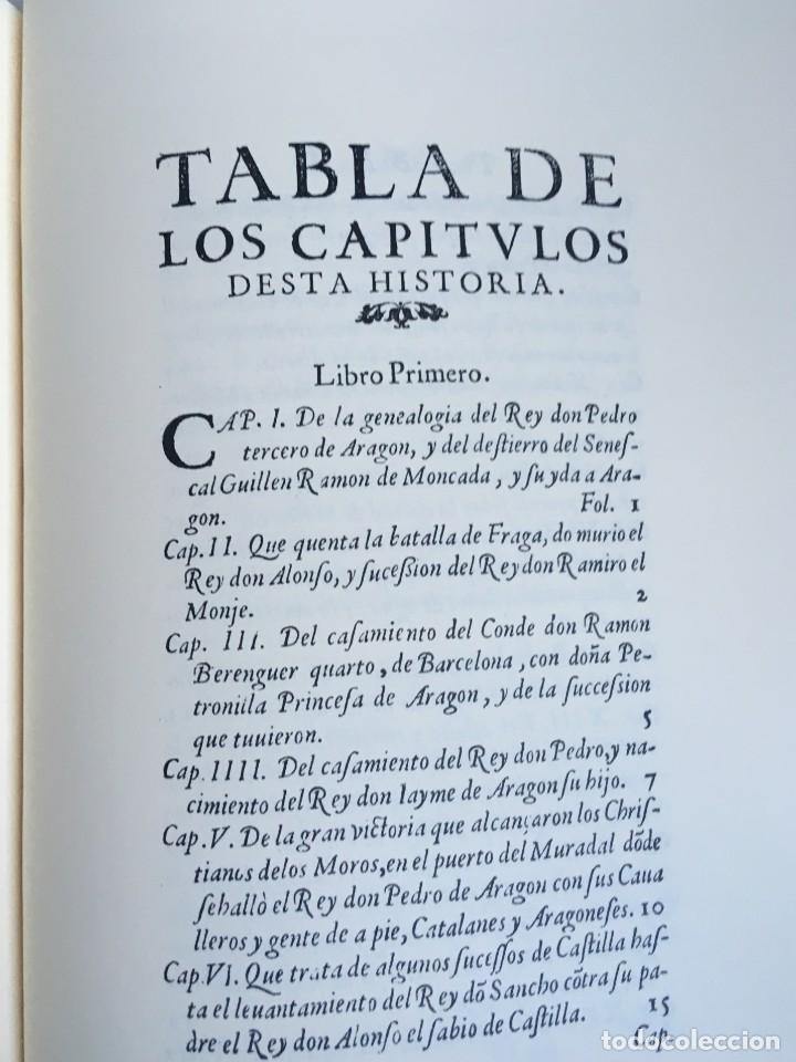 Libros antiguos: LES QUATRE GRANS CRÒNIQUES. 5 VOLS. - Jaume I - Bernat Desclot - Muntaner - Pere -LIMITADA NUMERADA - Foto 40 - 183507750