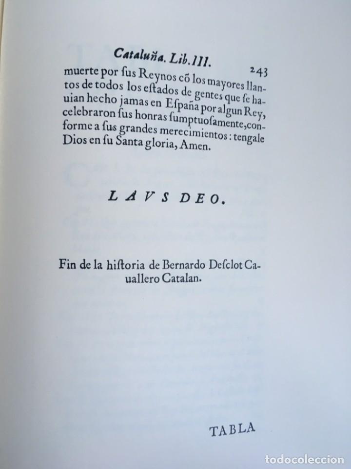Libros antiguos: LES QUATRE GRANS CRÒNIQUES. 5 VOLS. - Jaume I - Bernat Desclot - Muntaner - Pere -LIMITADA NUMERADA - Foto 41 - 183507750