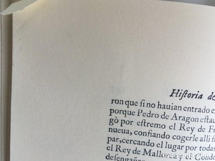 Libros antiguos: LES QUATRE GRANS CRÒNIQUES. 5 VOLS. - Jaume I - Bernat Desclot - Muntaner - Pere -LIMITADA NUMERADA - Foto 42 - 183507750