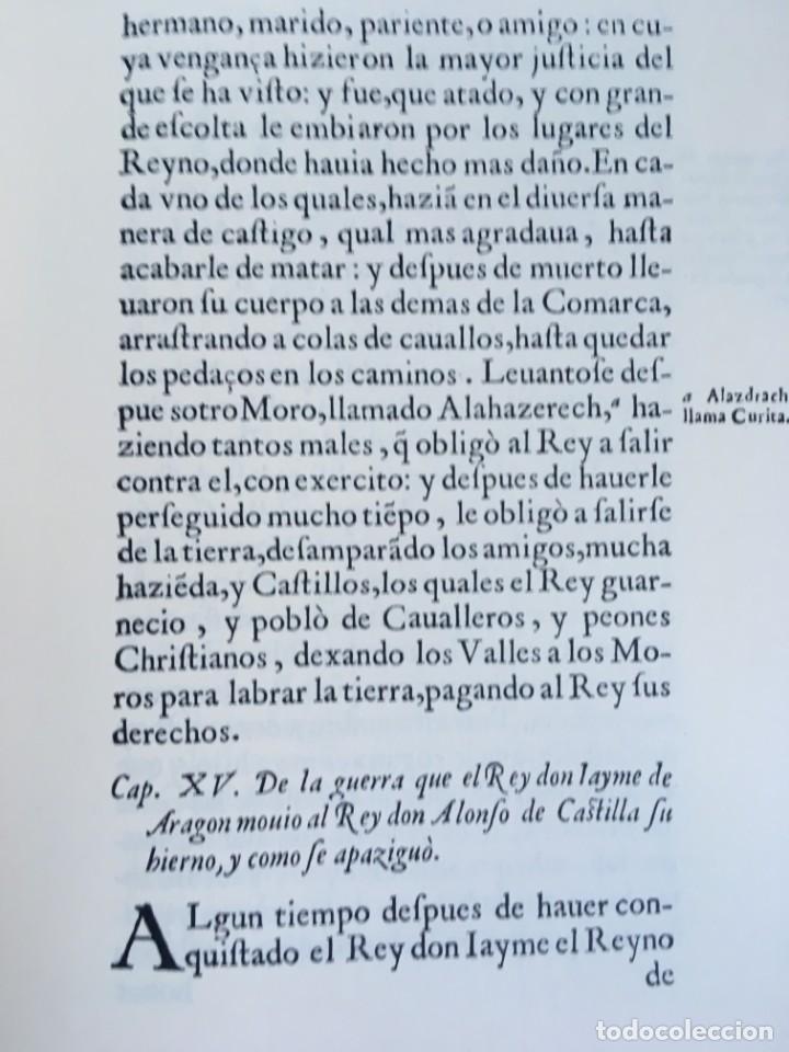 Libros antiguos: LES QUATRE GRANS CRÒNIQUES. 5 VOLS. - Jaume I - Bernat Desclot - Muntaner - Pere -LIMITADA NUMERADA - Foto 48 - 183507750