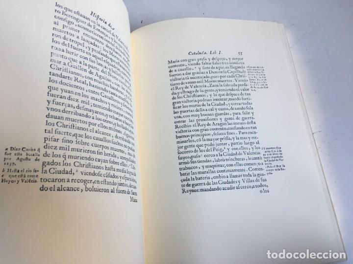Libros antiguos: LES QUATRE GRANS CRÒNIQUES. 5 VOLS. - Jaume I - Bernat Desclot - Muntaner - Pere -LIMITADA NUMERADA - Foto 49 - 183507750