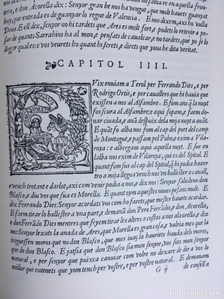 Libros antiguos: LES QUATRE GRANS CRÒNIQUES. 5 VOLS. - Jaume I - Bernat Desclot - Muntaner - Pere -LIMITADA NUMERADA - Foto 61 - 183507750