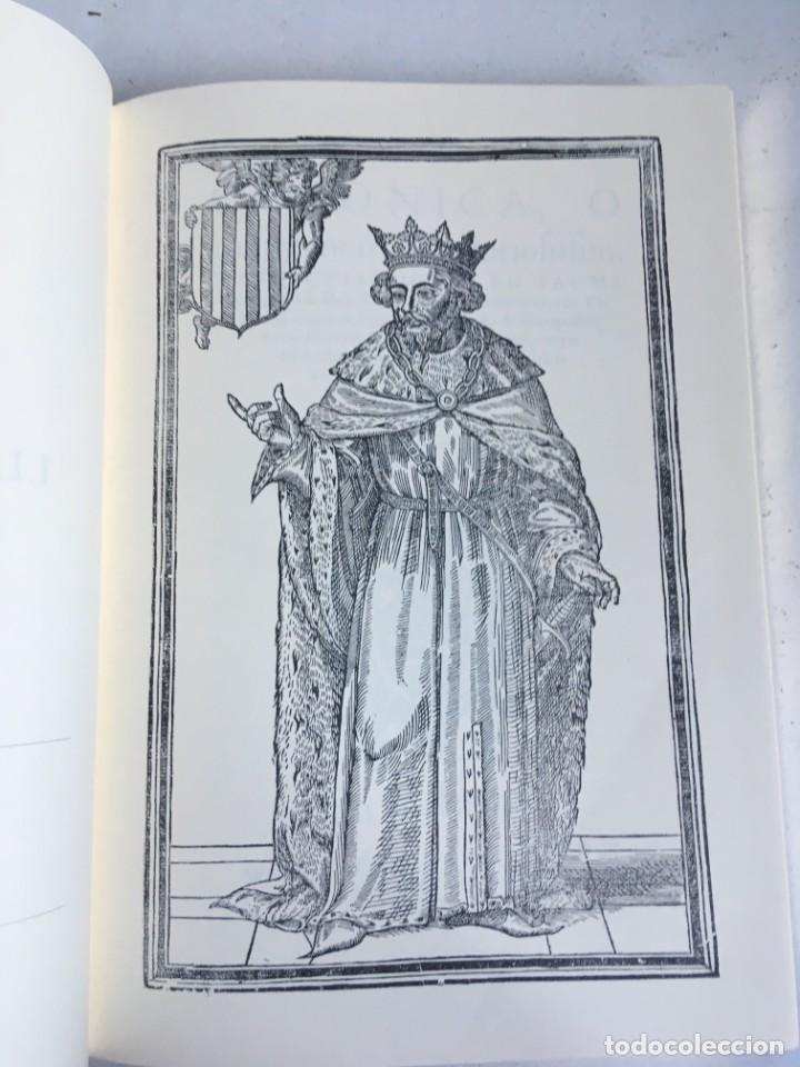 Libros antiguos: LES QUATRE GRANS CRÒNIQUES. 5 VOLS. - Jaume I - Bernat Desclot - Muntaner - Pere -LIMITADA NUMERADA - Foto 67 - 183507750