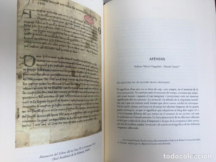 Libros antiguos: LES QUATRE GRANS CRÒNIQUES. 5 VOLS. - Jaume I - Bernat Desclot - Muntaner - Pere -LIMITADA NUMERADA - Foto 73 - 183507750