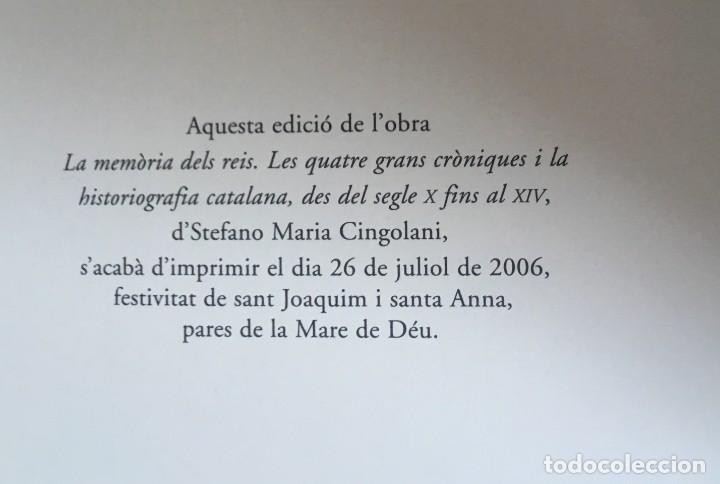 Libros antiguos: LES QUATRE GRANS CRÒNIQUES. 5 VOLS. - Jaume I - Bernat Desclot - Muntaner - Pere -LIMITADA NUMERADA - Foto 74 - 183507750