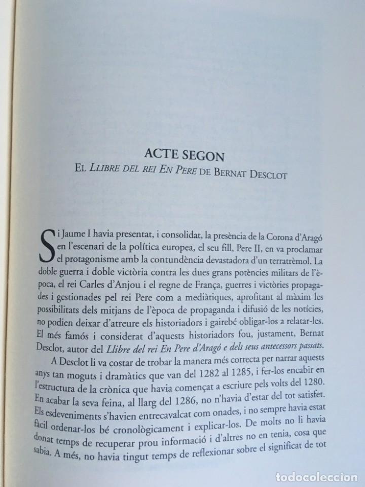 Libros antiguos: LES QUATRE GRANS CRÒNIQUES. 5 VOLS. - Jaume I - Bernat Desclot - Muntaner - Pere -LIMITADA NUMERADA - Foto 75 - 183507750