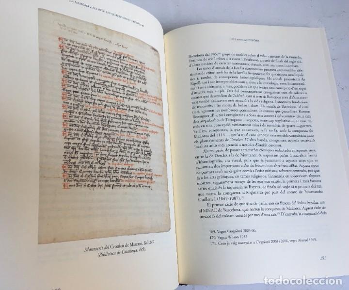 Libros antiguos: LES QUATRE GRANS CRÒNIQUES. 5 VOLS. - Jaume I - Bernat Desclot - Muntaner - Pere -LIMITADA NUMERADA - Foto 76 - 183507750