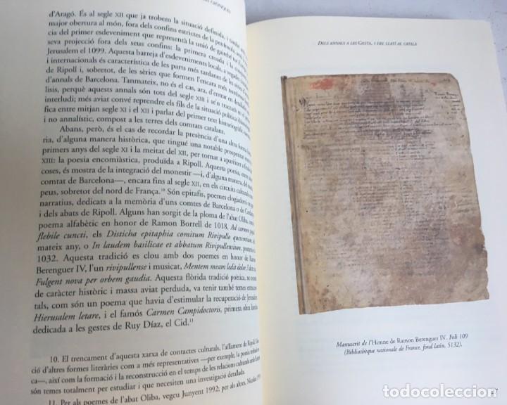 Libros antiguos: LES QUATRE GRANS CRÒNIQUES. 5 VOLS. - Jaume I - Bernat Desclot - Muntaner - Pere -LIMITADA NUMERADA - Foto 77 - 183507750
