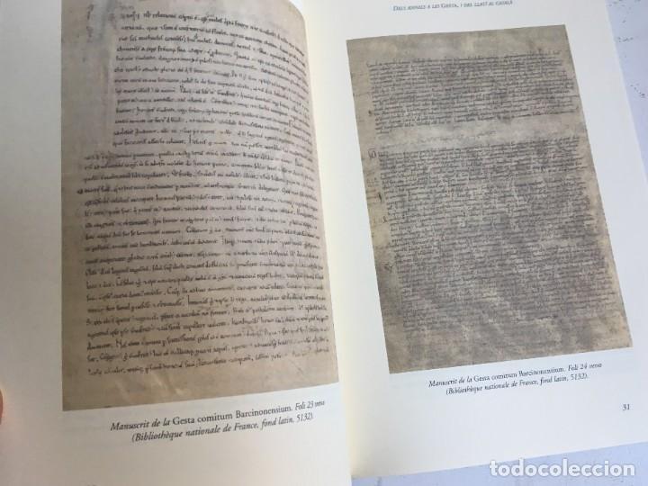 Libros antiguos: LES QUATRE GRANS CRÒNIQUES. 5 VOLS. - Jaume I - Bernat Desclot - Muntaner - Pere -LIMITADA NUMERADA - Foto 78 - 183507750
