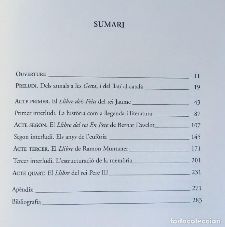 Libros antiguos: LES QUATRE GRANS CRÒNIQUES. 5 VOLS. - Jaume I - Bernat Desclot - Muntaner - Pere -LIMITADA NUMERADA - Foto 79 - 183507750