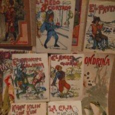 Libros antiguos: LOTE CUENTOS DE CALLEJA ( LOTE DE 9 NUMEROS). Lote 183508721