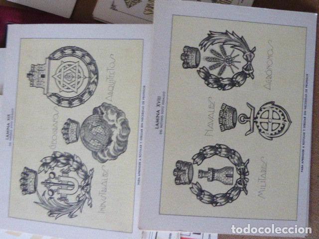 Libros antiguos: METODO DE DIBUJO. SOTO HIDALGO. ESTUCHE CON 30 LAMINAS A DOBLE CARA EN CARTÓN. - Foto 5 - 183544933