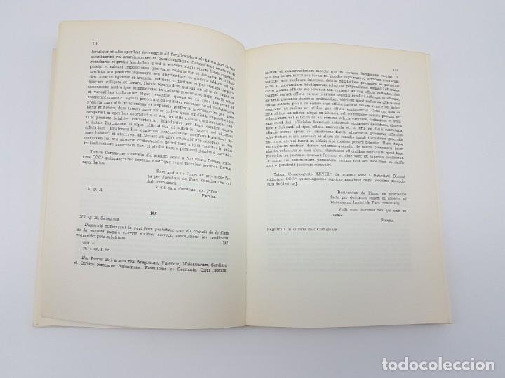 Libros antiguos: PRIVILEGIS REIALS CONCEDITS A LA CIUTAD DE BARCELONA ( CORONA DARAGÒ ) 1971 - Foto 6 - 183586241