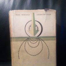 Libros antiguos: MECÁNICA DEL SUELO PARA INGENIEROS DE CARRETERAS Y AEROPUERTOS – ROAD RESEARCH. Lote 183609827